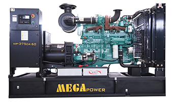 MP-C Series - Powered by Cummins Diesel Engines